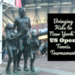 Can You Take a Kid to the US Open Tennis Tournament?