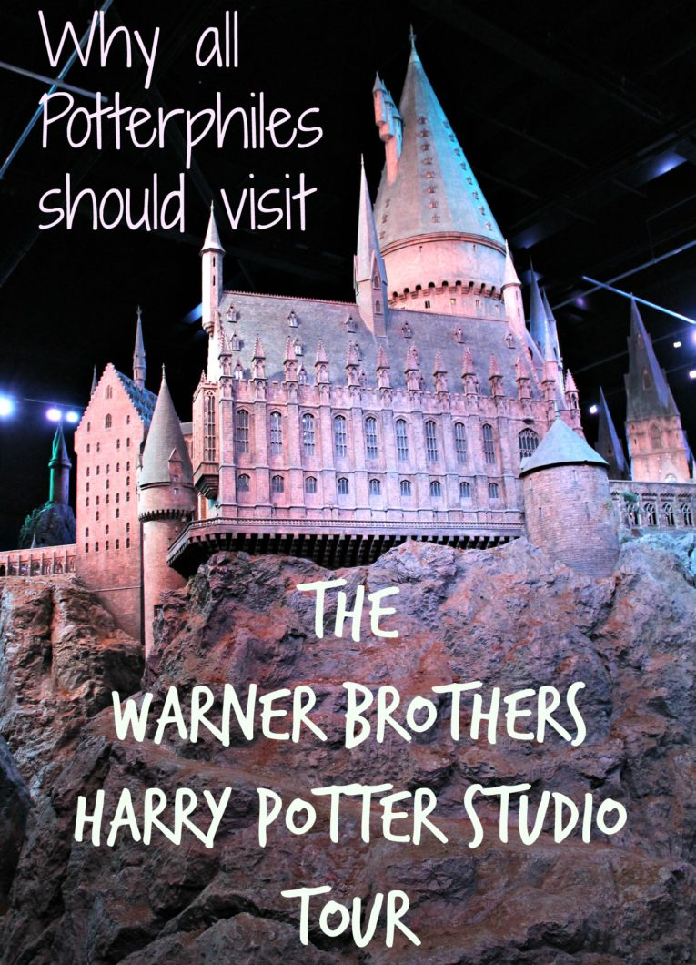 Why all Potterphiles should visit the Warner Brothers Harry Potter Studio Tours London www.thedailyadventuresofme.com