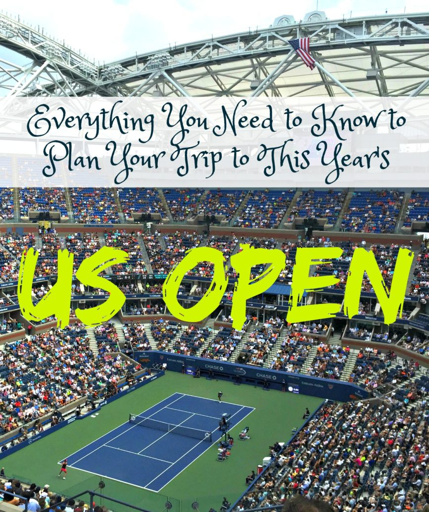 US Open Experience