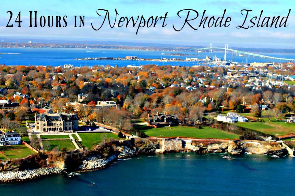 Road Trip To Newport Rhode Island