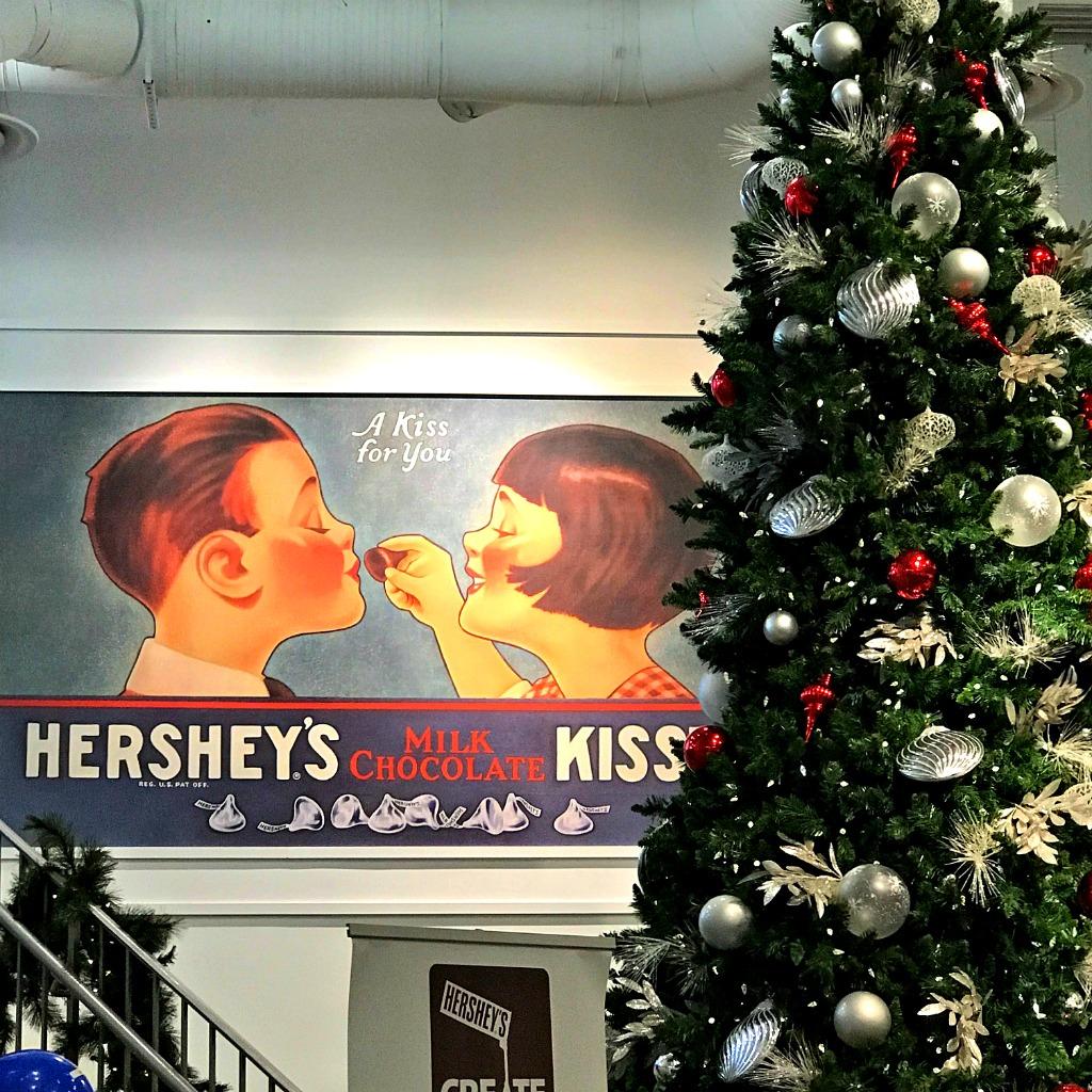 Chocolate World at Christmastime. www.thedailyadventuresofme.com