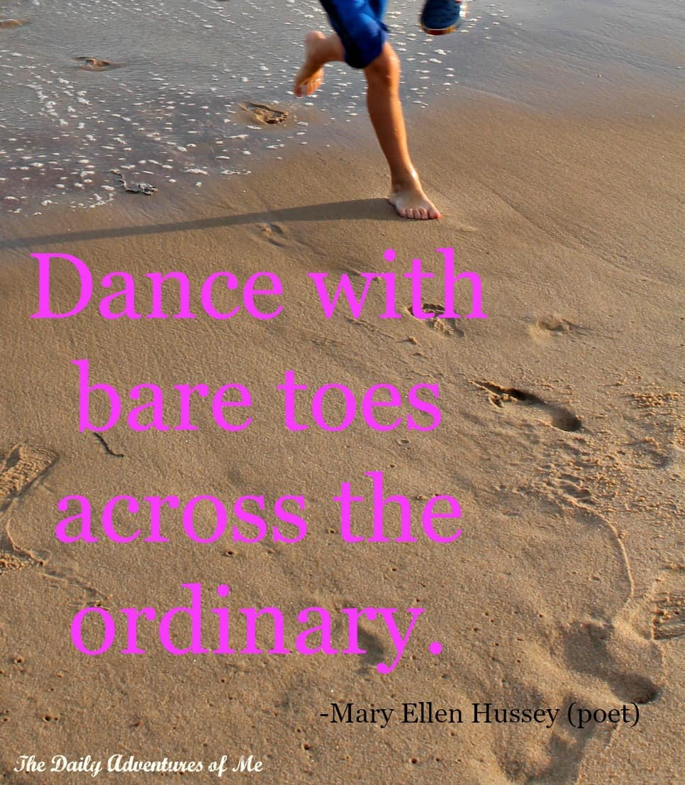 Bare Feet Travel Inspiration  Mary Ellen Hussey  The Daily Adventures Of Me