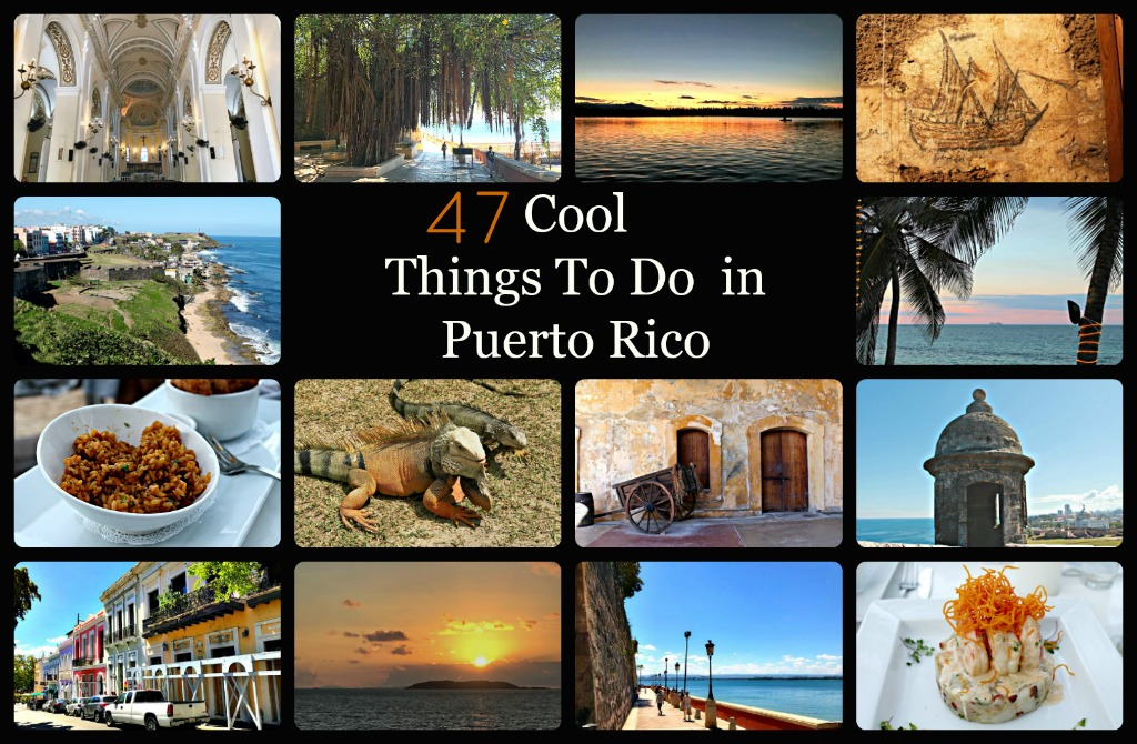 47 Reasons to Visit Puerto Rico. Adventurous things to do in Puerto Rico