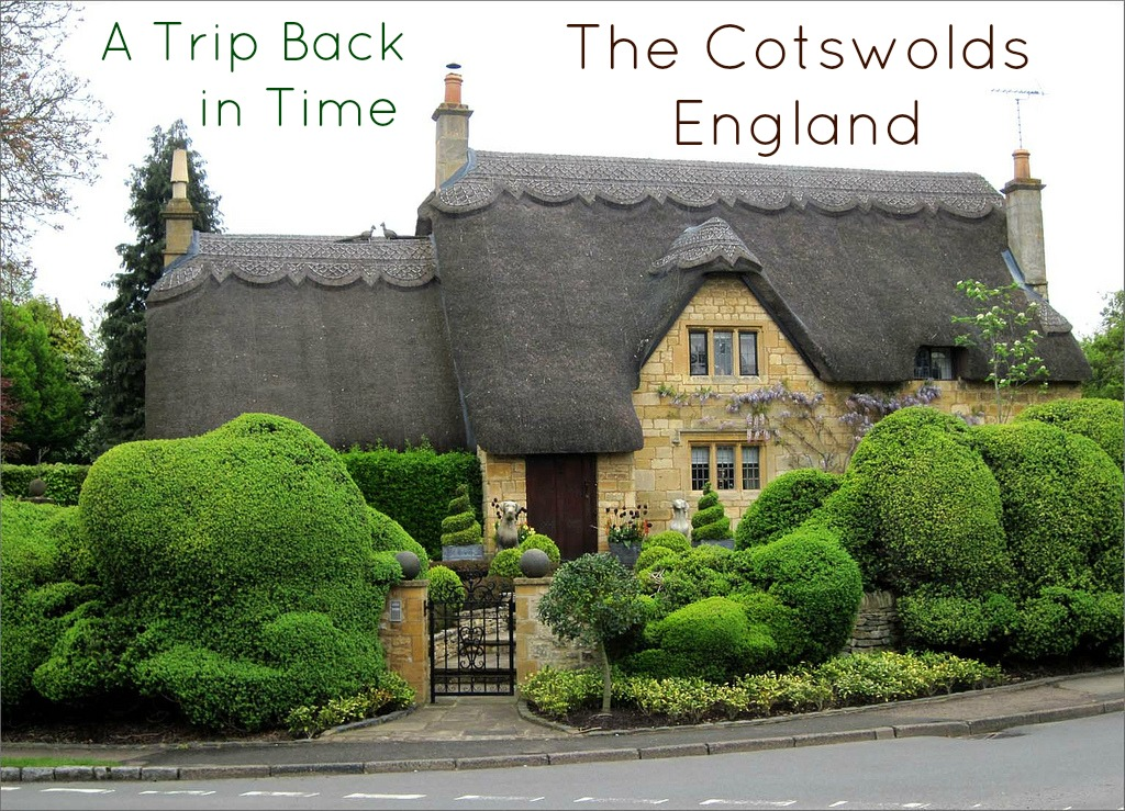 Visit the Cotswolds, England.
