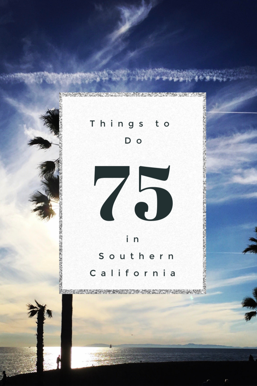 Sunshine, Disney, history and deserts- Read on for the best things to do in Southern California to plan your best California trip. #California #southernCalfornia #thingstodoinCalfornia