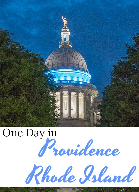 Need an itinerary for Providence, Rhode Island? Read on for this local's advice on what to do in Providence, Rhode Island. #thingstodoinNewEngland #TBIN #Providence #RhodeIsland