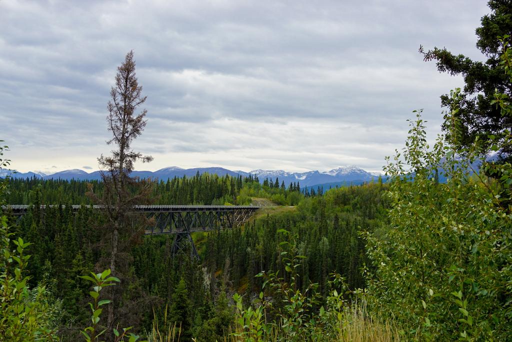road trips in Alaska