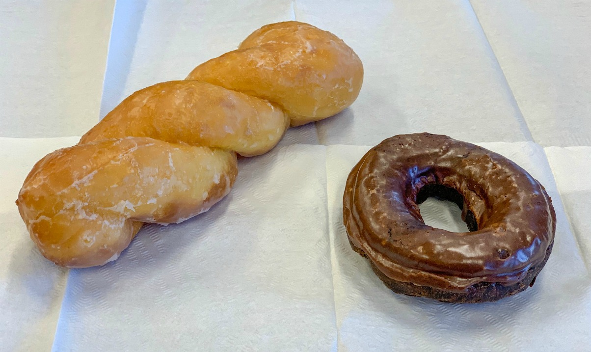 donuts in Middletown, Rhode Island.