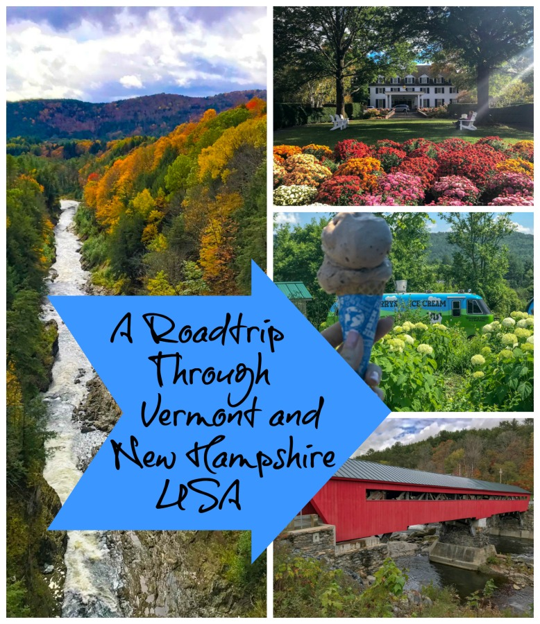 Read on for details about roadtripping from Boston, MA to Montreal, Canada. #NewEngland #USA