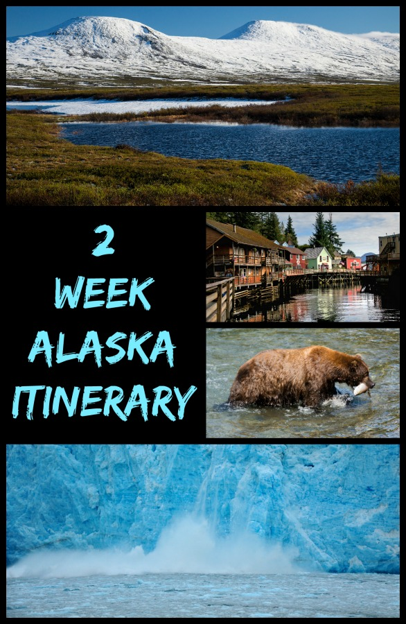 Read on for a basic guide for planning your best land and sea trip to Alaska, including a 16-day Alaska itinerary, even visiting the Arctic Circle. #Alaska #AlaskaItinerary #USTravel