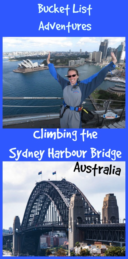 Read on for all the information you need to plan a climb over the Sydney Harbour Bridge. Is it worth the money? How long does it take? What do you need to do to prepare for your climb? #Syndney #bucketlist #Australia #bridges #Syndneyharbourbridgeclimb