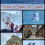 Read on to find out why Quebec, Canada is one of the best cities to visit in the winter. You will feel like you are in Europe in this Canadian city. #thingstodoinCanada #TBIN #QuebecCity