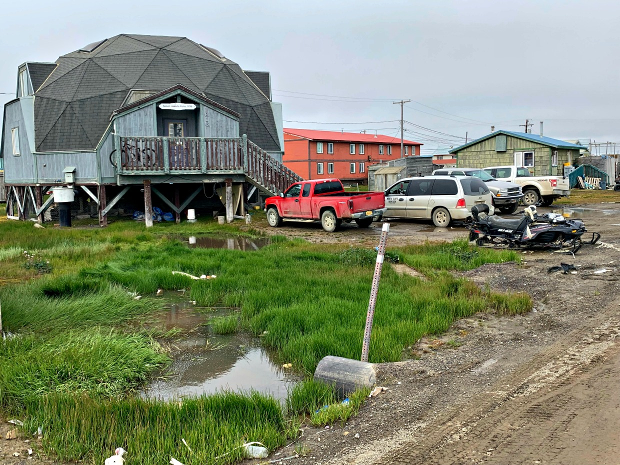 24 hours in Barrow Alaska