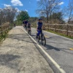 Exploring Rhode Island Bike Paths