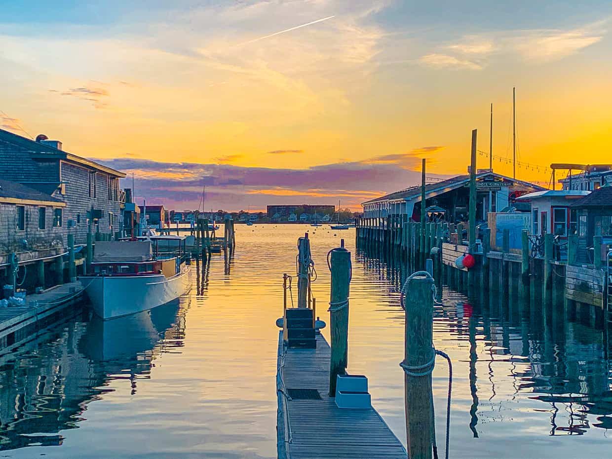 Best sunset spots in Newport, RI