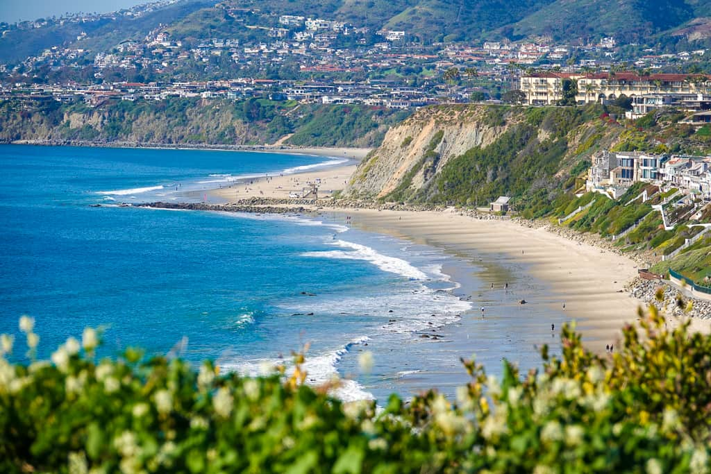 hikes by the ocean in Orange County
