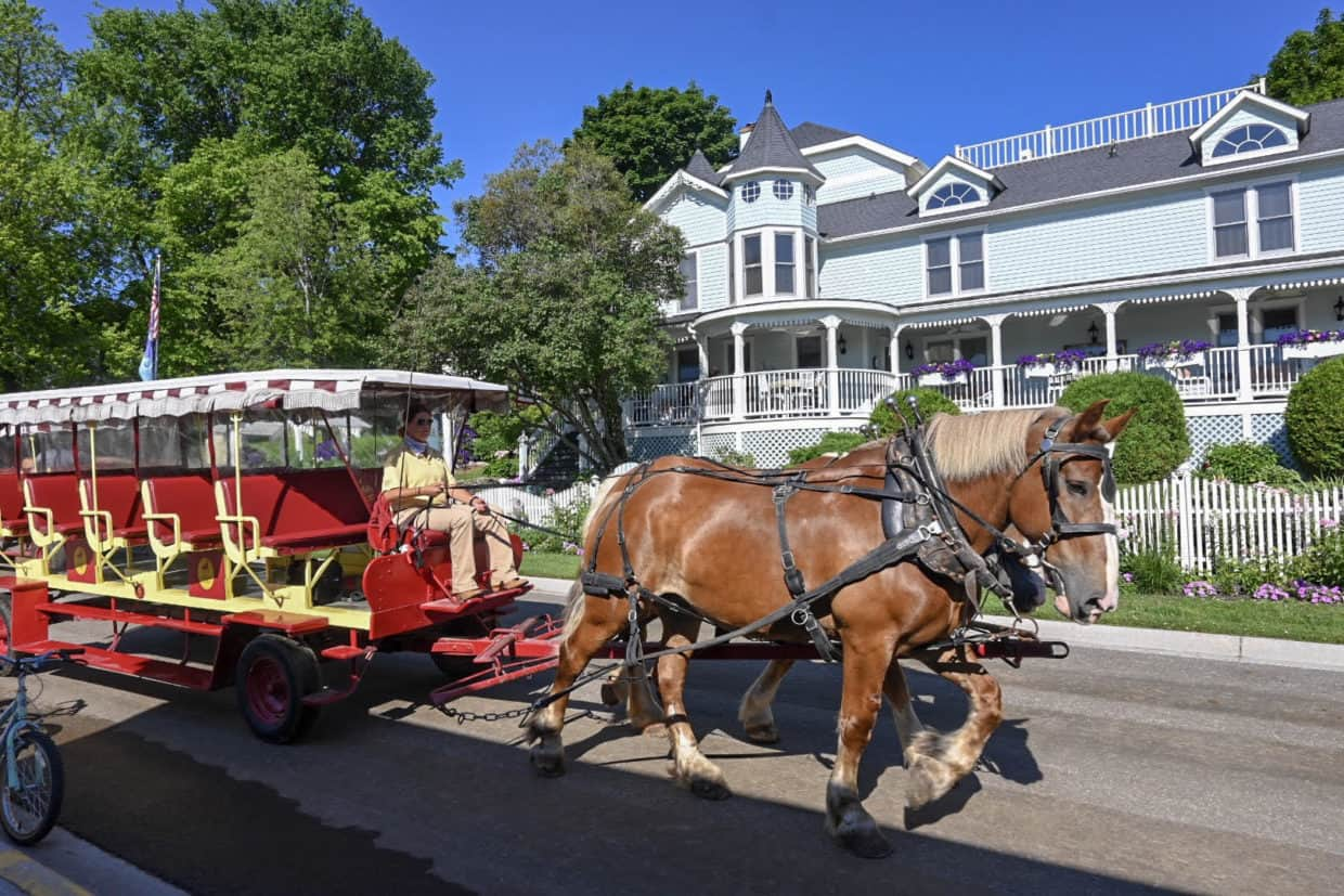 A Day Trip to Mackinac Island, Michigan - The Daily Adventures of Me