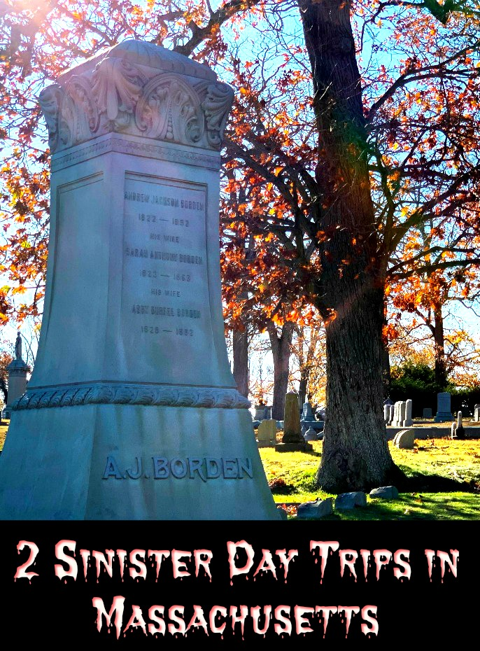 Looking to explore the spooky side of New England? A day trip to Fall River and Salem will educate and give you chills. #hauntedNewEngland #Massachusetts #scary