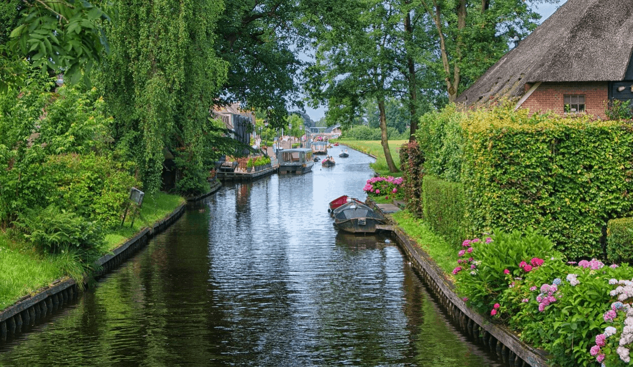 Things To Do In Giethoorn